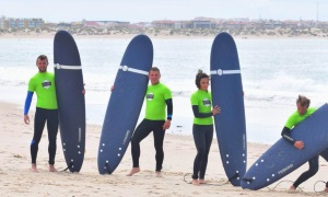 G3 Store Surf Camp, Penichel, Portugal
