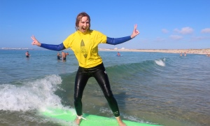Next Level  Surfcamp, Peniche, Portugal