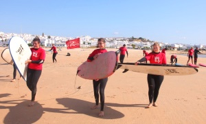 Surfcamp Spain, Conil de la Frontera, Andalusien